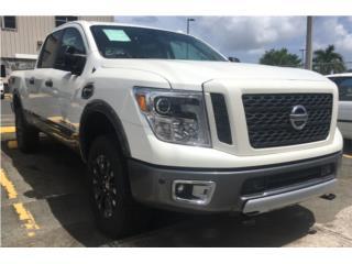¡NISSAN TITAN XD PRO4X 4X4 DIESEL 2019!, Nissan Puerto Rico
