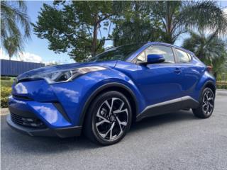 TOYOTA C-HR XLE- 18k millas, Toyota Puerto Rico