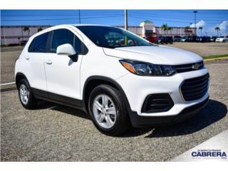 Chevrolet - Trax Puerto Rico