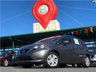NISSAN/ VERSA NOTE/ 2019, Nissan Puerto Rico