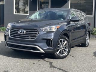Grand Santa Fe 2019 / Garantia / Ahorra Miles, Hyundai Puerto Rico