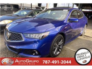 <<< ACURA TLX A-SPEC >>> ACABADO DE LLEGAR!!, Acura Puerto Rico