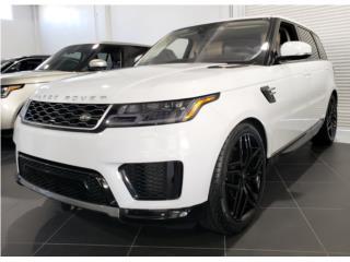 Land Range Rover Sport 2019, LandRover Puerto Rico