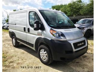 2020 ProMaster 1500 Unidad Comercial! , RAM Puerto Rico