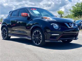 2015 Nissan Juke NISMO, Nissan Puerto Rico