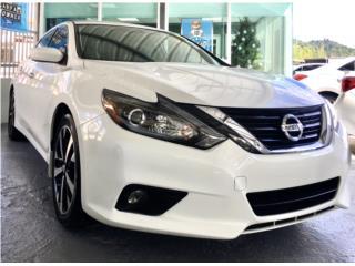 NISSAN ALTIMA SR 2018, Nissan Puerto Rico