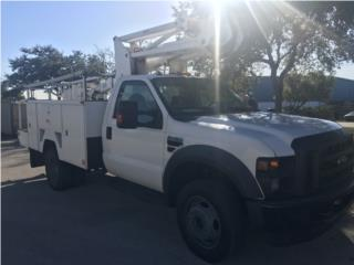 Ford - F-450 Camion Puerto Rico