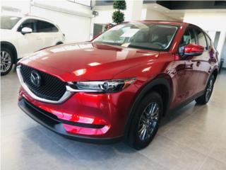 Mazda CX-5 Touring 2019 LLAMA O TEXTEA, Mazda Puerto Rico