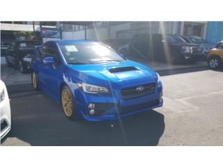 Subaru wrx sti launch edition, Subaru Puerto Rico