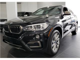 BMW X6 sDrive 35i 2019, BMW Puerto Rico