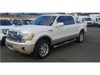 FORD F150 KING RANCH 2010, Ford Puerto Rico