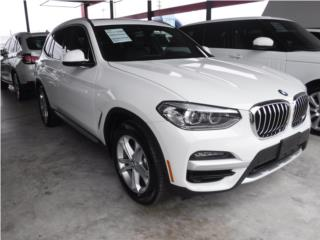BMW X3 X-DRIVE 3.0I  PRE-OWNED, BMW Puerto Rico
