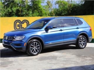 TIGUAN INMACULADA! CON 18K, Volkswagen Puerto Rico