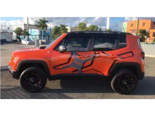 2015 JEEP RENEGADE Trailhawk *VER FOTOS*, Jeep Puerto Rico