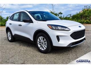 2020 Ford Escape S, Ford Puerto Rico