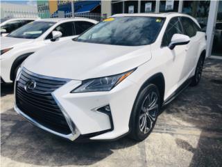 Lexus RX350L Premium Packages 2018 , Lexus Puerto Rico