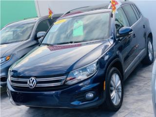 VW TIGUAN 2015 , Volkswagen Puerto Rico