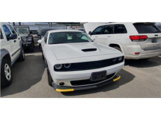 Dodge Challenger 2019, Dodge Puerto Rico
