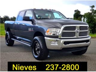 2018 RAM BIG HORN 2500 T DIESEL D CAB 4X4 , RAM Puerto Rico