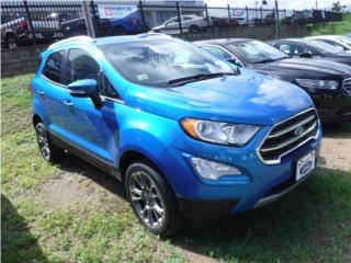 Ford - EcoSport Puerto Rico