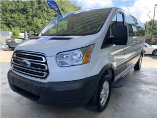 FORD TRANSIT XL 2018 12 PASAJERO LLAMA!, Ford Puerto Rico