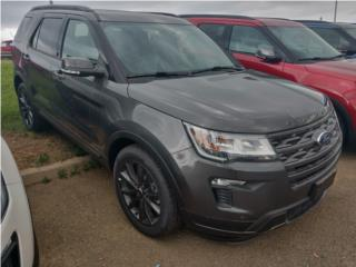 Ford Explorer 2019 XLT Magnétic, Ford Puerto Rico