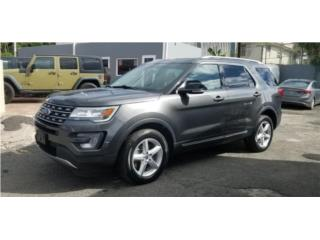 2017 FORD EXPLORER XLT 4WD IMPORTADA , Ford Puerto Rico
