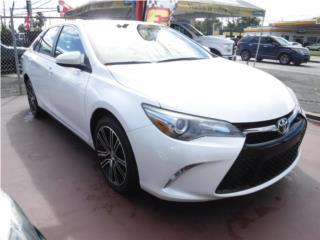 CAMRY SE SPECIAL EDITION CON SUNROOF!, Toyota Puerto Rico