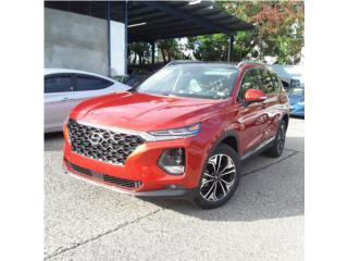 2019 HYUNDAI SANTA FE ULTIMATE , Hyundai Puerto Rico