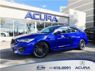 2020 ACURA ILX A-SPEC, Acura Puerto Rico