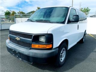 Chevrolet Express , Chevrolet Puerto Rico