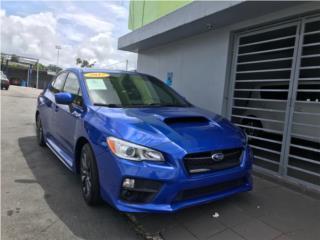 Subaru WRX, Subaru Puerto Rico