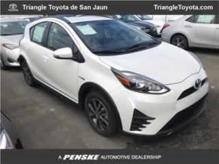 2019 TOYOTA PRIUS C , Toyota Puerto Rico