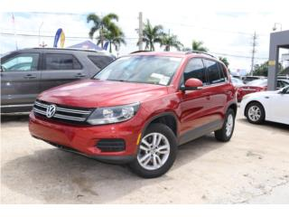 VOLKSWAGEN TIGUAN S TSI 2016 //$339 mens//, Volkswagen Puerto Rico