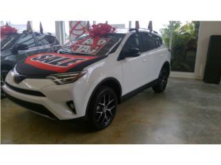 Liquidacion rav 4 del 2018, varios modelos., Toyota Puerto Rico