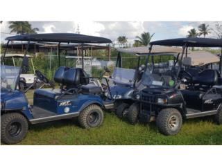 Club car xrt 850, Carritos de Golf Puerto Rico