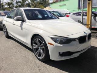 BMW 328 2013, AROS, SUNROOF, PIEL. WOW!, BMW Puerto Rico