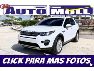 2016 LAND ROVER DISCOVERY SPORT HSE, LandRover Puerto Rico