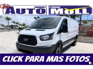 2018 FORD TRANSIT T250 CARGO VAN , Ford Puerto Rico