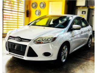 Ford Focus Se, Ford Puerto Rico