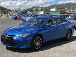 Toyota Camry Special Edition del 2016, Toyota Puerto Rico