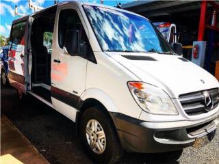 VAN SPRNTER DIESEL MERCEDES DE CARGA, Mercedes Benz Puerto Rico