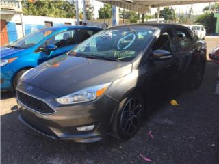 FORD FOCUS 2015 SEDAN TURBO, Ford Puerto Rico