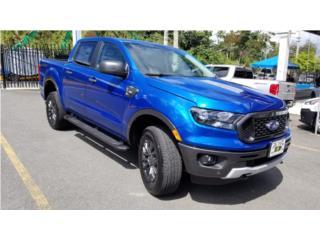Ranger XLT 2019, Ford Puerto Rico