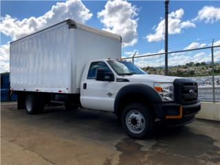 2016 Ford F-550 Super Duty Truck, Ford Puerto Rico