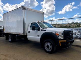 2016 F-450 Super Duty Truck, Ford Puerto Rico