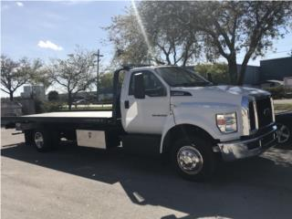 Ford F650 superduty 2016 flatbed importada, Ford Puerto Rico