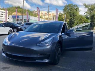 ¡Exclusivo TESLA Model 3 2018!, Tesla Puerto Rico