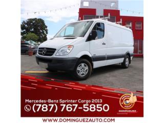 Mercedes Diesel Sprinter, Mercedes Benz Puerto Rico