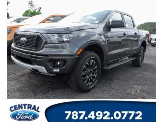 FORD RANGER XLT 4X4 2019, Ford Puerto Rico